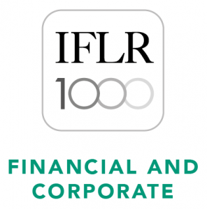 IFLR - Financial and Corporate